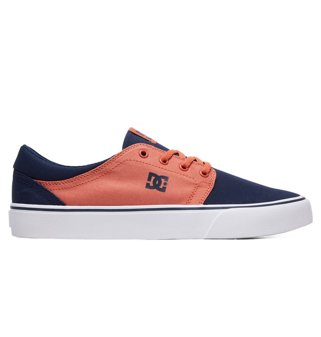 0 Trase TX - Shoes for Men Blue ADYS300126 DC Shoes