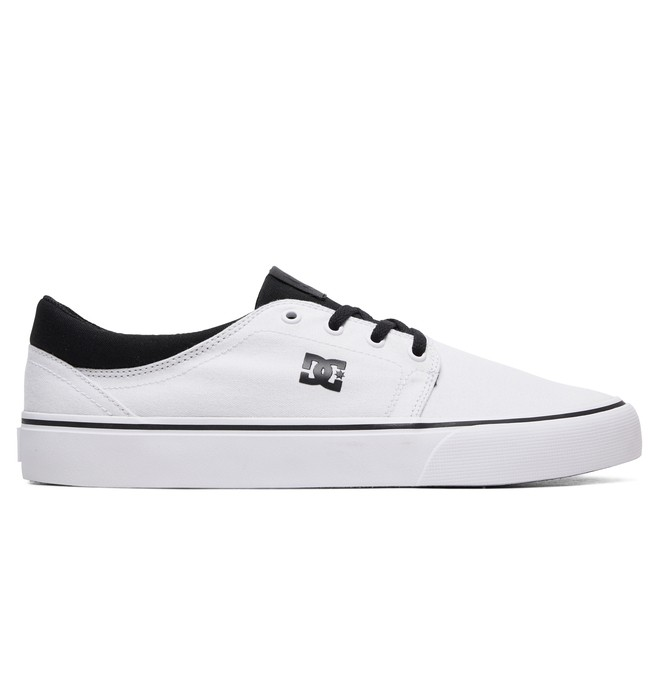 0 Trase TX Shoes White ADYS300126 DC Shoes
