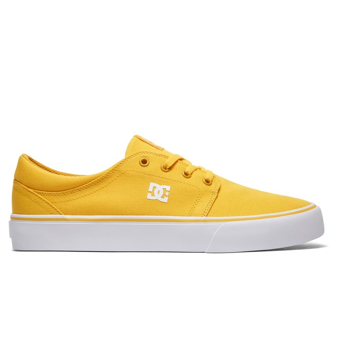 0 Trase TX - Shoes for Men Yellow ADYS300126 DC Shoes