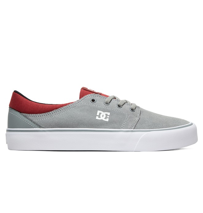 0 Trase SD Shoes Grey ADYS300172 DC Shoes