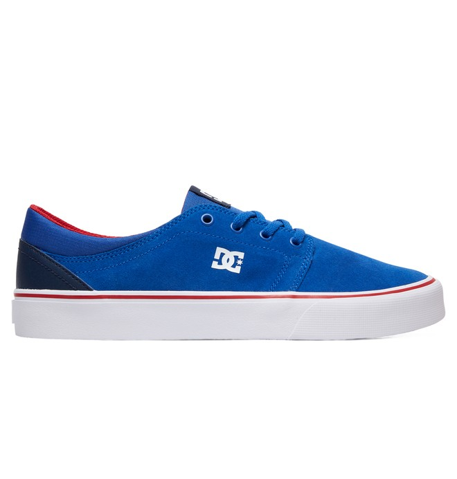 0 Trase SD - Shoes Blue ADYS300172 DC Shoes