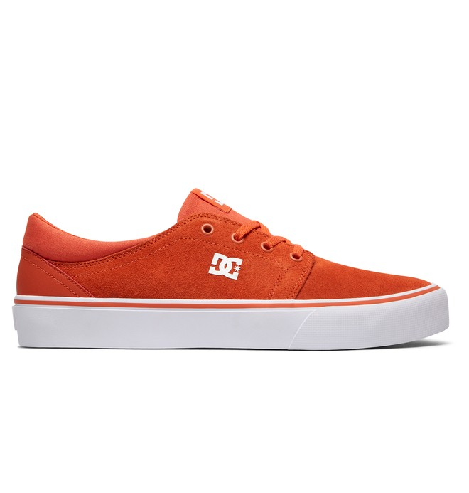 0 Trase SD - Zapatos Rojo ADYS300172 DC Shoes