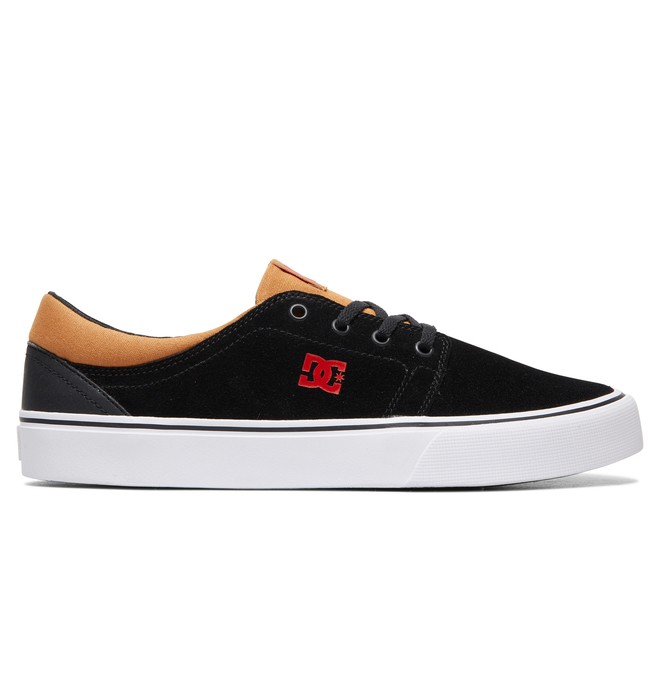 0 Trase SD - Baskets Noir ADYS300172 DC Shoes