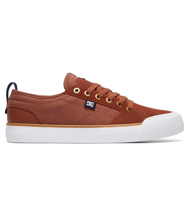 0 Evan Smith S - Skateschoenen Brown ADYS300203 DC Shoes