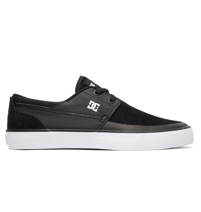 0 Wes Kremer 2 S - Skate Shoes for Men Black ADYS300241 DC Shoes