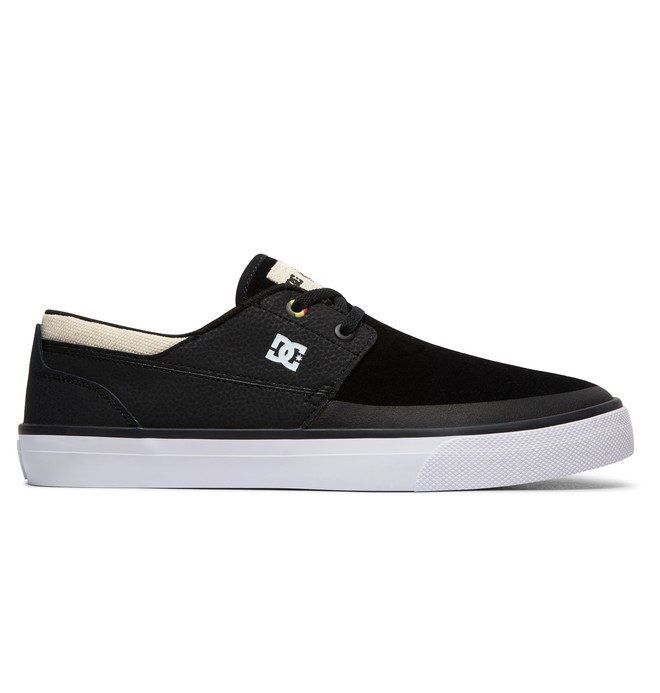 0 Wes Kremer 2 S Skate Shoes Black ADYS300241 DC Shoes