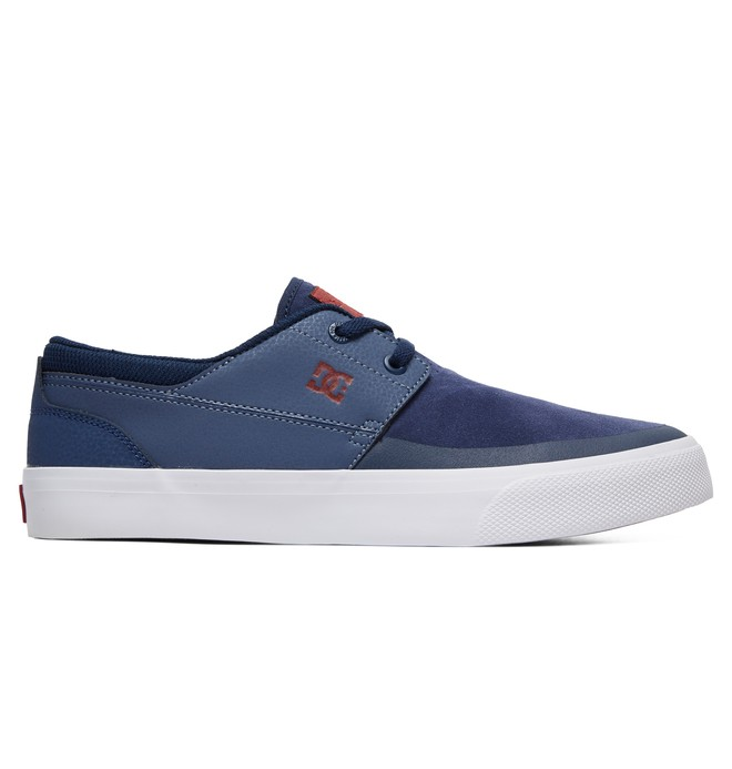 0 Wes Kremer 2 S Skate Shoes Blue ADYS300241 DC Shoes