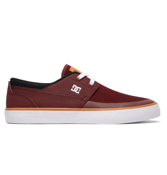 0 Wes Kremer 2 S - Scarpe da skate da Uomo Red ADYS300241 DC Shoes
