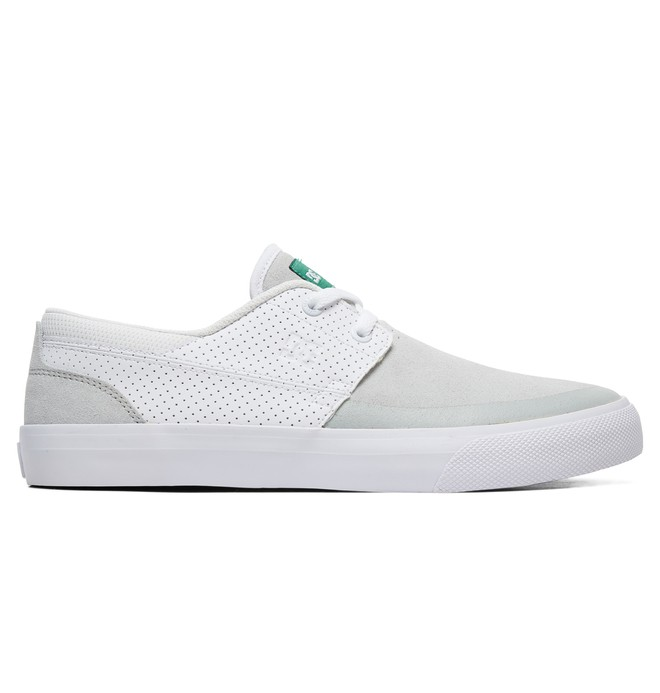 0 Zapatos de Patinaje 2 S Wes Kremer Blanco ADYS300241 DC Shoes