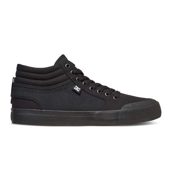 0 Evan Smith Hi - Zapatillas Altas para Hombre Negro ADYS300246 DC Shoes