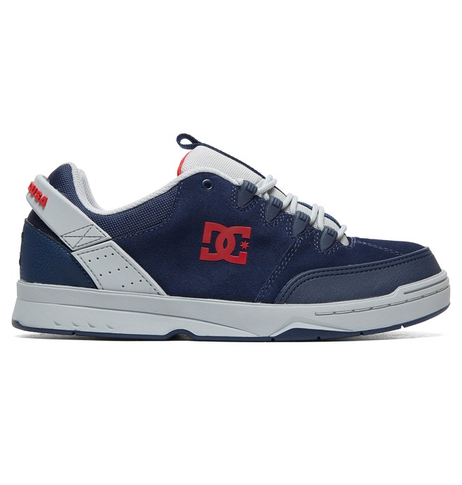 0 Syntax Shoes Blue ADYS300290 DC Shoes