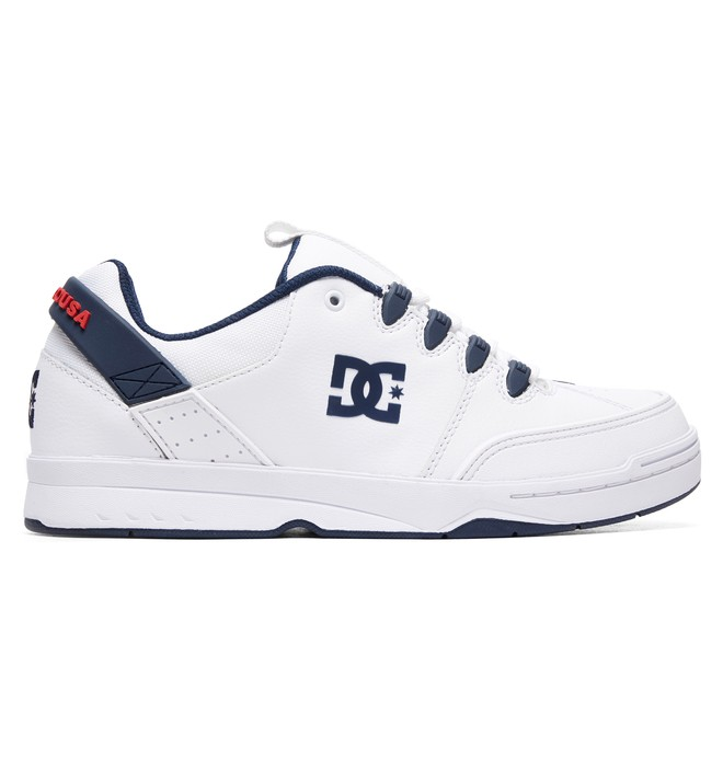 0 Syntax - Baskets pour Homme Blanc ADYS300290 DC Shoes