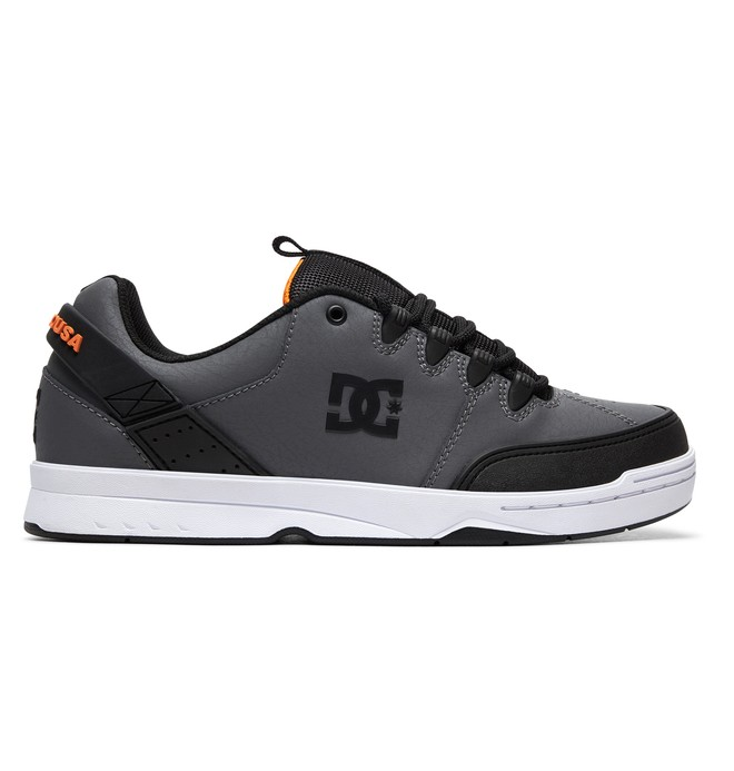 0 Syntax Shoes Grey ADYS300290 DC Shoes