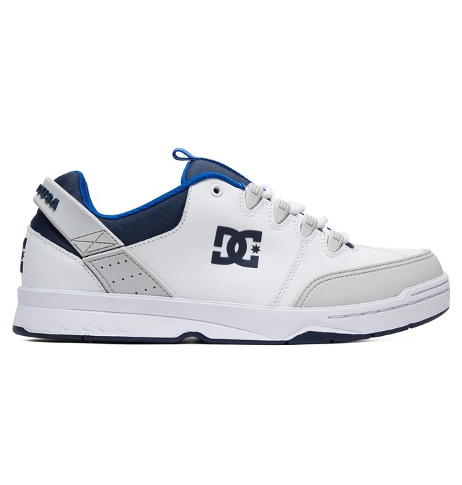 0 Syntax Shoes White ADYS300290 DC Shoes
