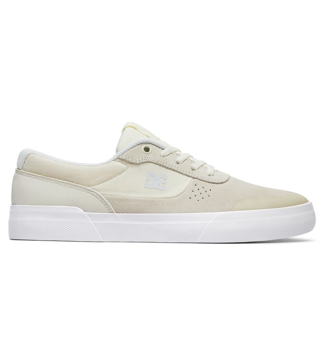0 Switch Plus S - Skateschoenen voor Heren White ADYS300399 DC Shoes