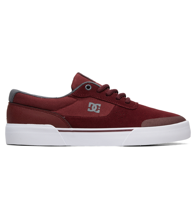 0 Switch Plus S Skate Shoes Red ADYS300399 DC Shoes