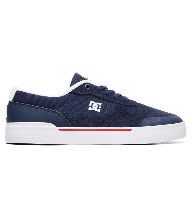 0 Switch Plus S - Skate Shoes Blue ADYS300399 DC Shoes
