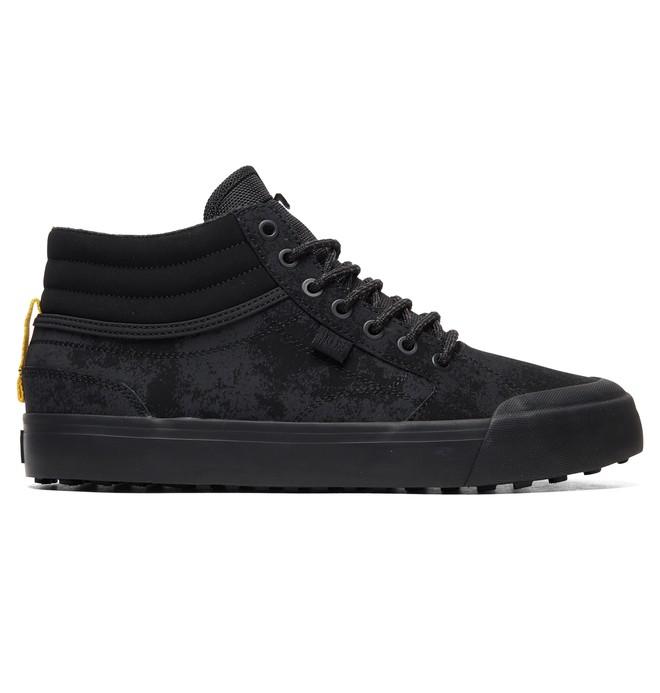 0 Evan Smith Hi WNT - Zapatillas altas para invierno para Hombre Negro ADYS300412 DC Shoes