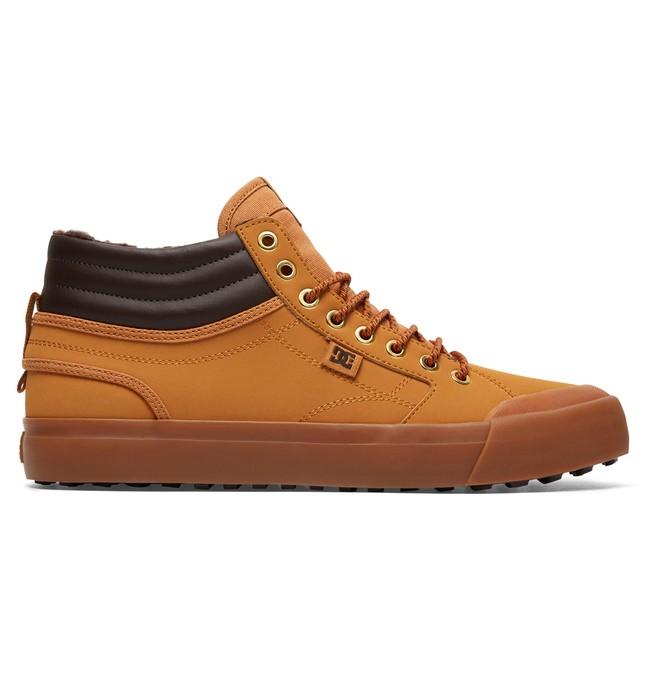 0 Evan Smith Hi WNT - Zapatillas altas para invierno para Hombre Beige ADYS300412 DC Shoes