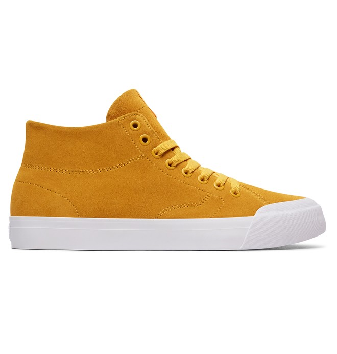 0 Evan Smith Hi Zero - High-Top Shoes Yellow ADYS300423 DC Shoes