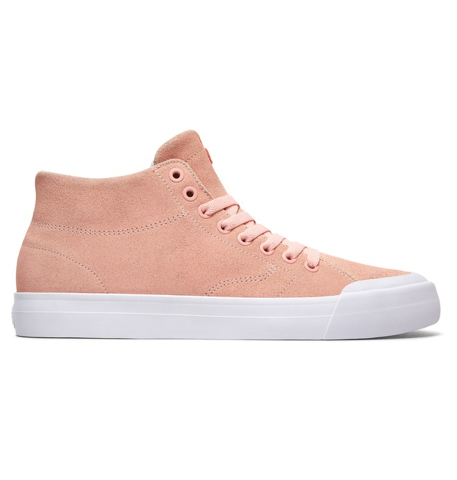 0 Evan Smith Hi Zero - High-Top Shoes for Men Pink ADYS300423 DC Shoes