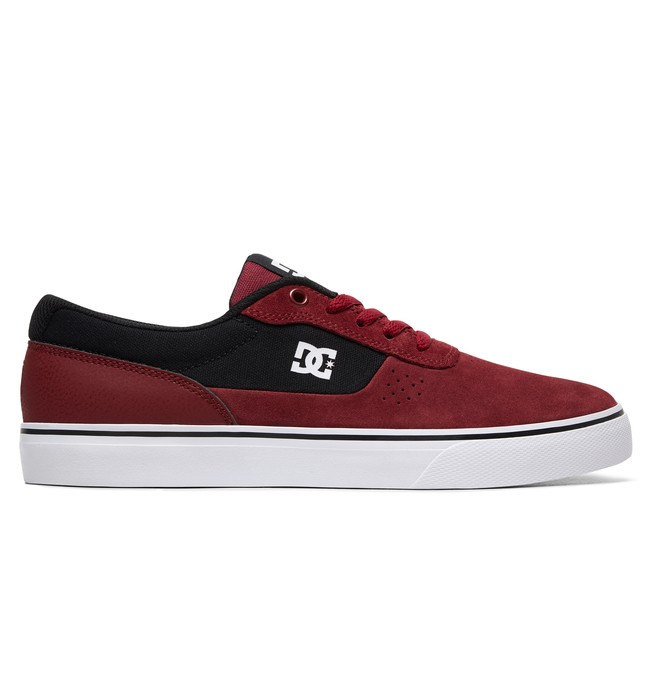 0 Switch - Shoes Red ADYS300431 DC Shoes