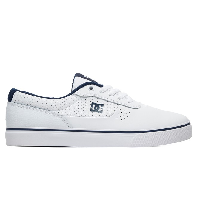 0 Switch Shoes White ADYS300431 DC Shoes