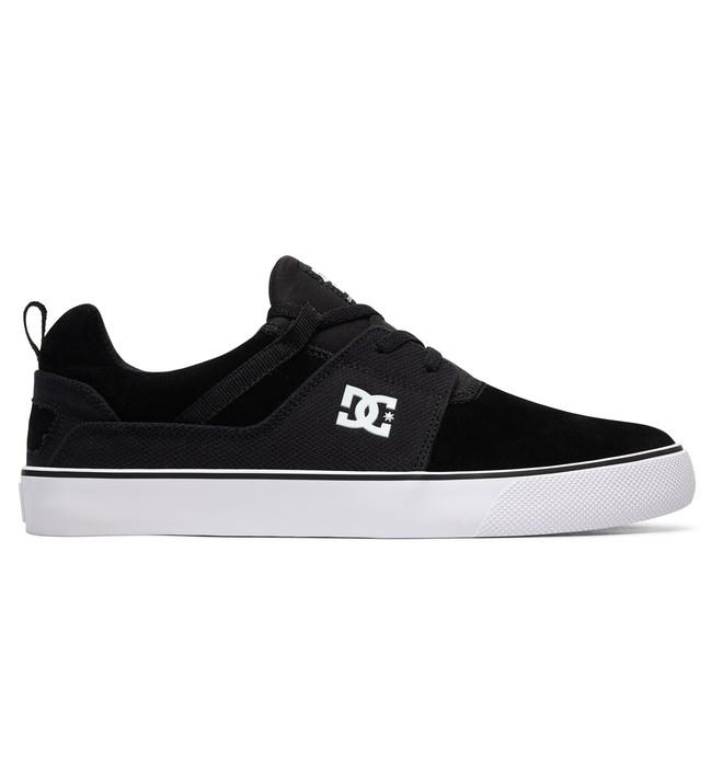 0 Heathrow Vulc SE Shoes Black ADYS300442 DC Shoes