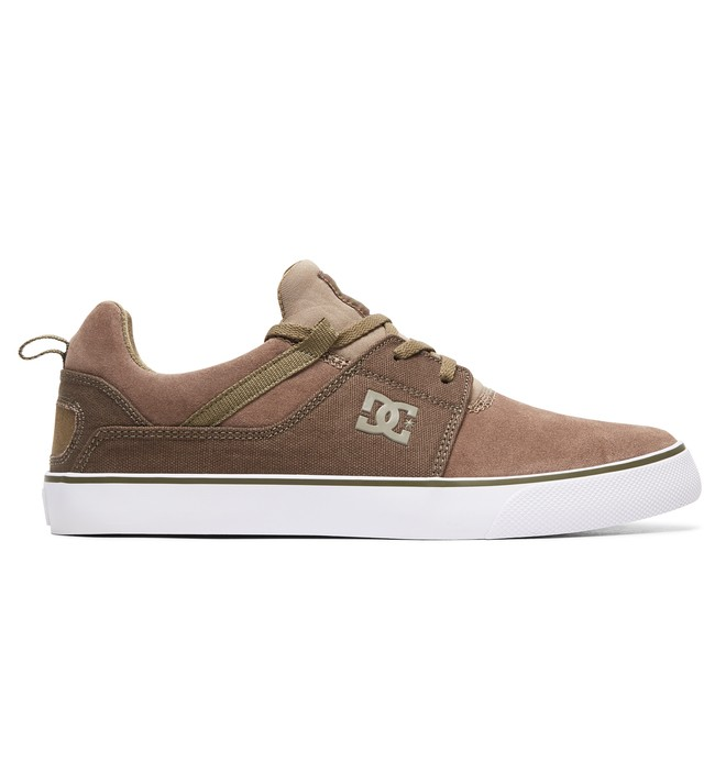 0 Heathrow Vulc Shoes Brown ADYS300443 DC Shoes