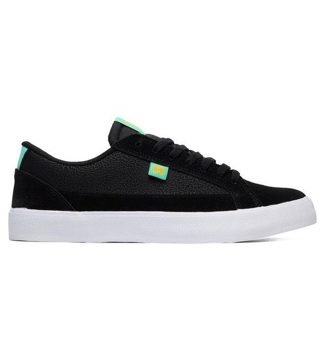0 Lynnfield S - Skate Shoes for Men Black ADYS300463 DC Shoes