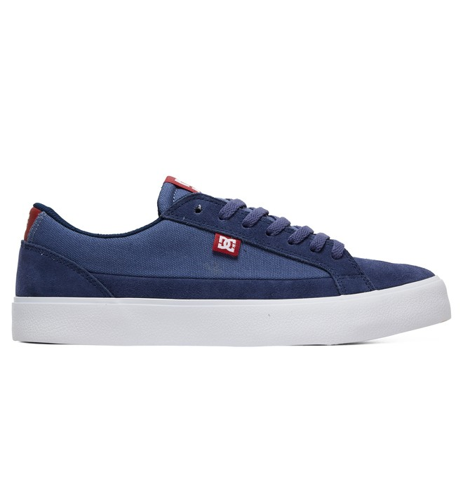 0 Lynnfield S Skate Shoes Blue ADYS300463 DC Shoes