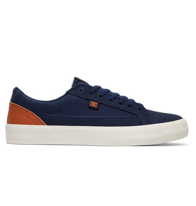 0 Lynnfield S - Skate Shoes for Men Blue ADYS300463 DC Shoes