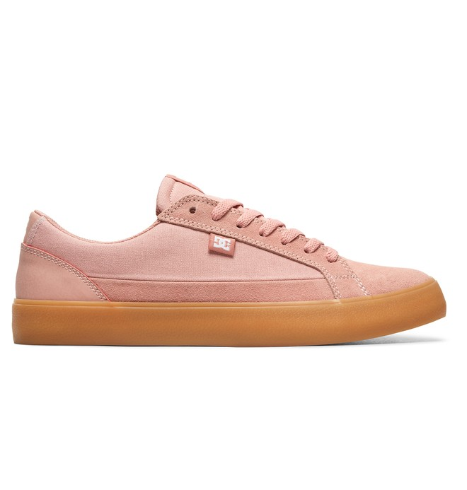 0 Lynnfield S Skate Shoes Pink ADYS300463 DC Shoes