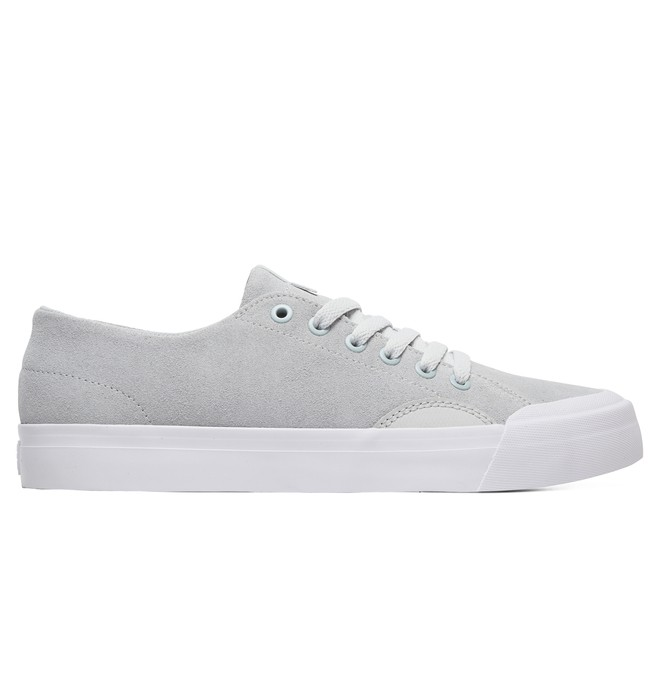 0 Evan Lo Zero S - Skate Shoes for Men Grey ADYS300478 DC Shoes