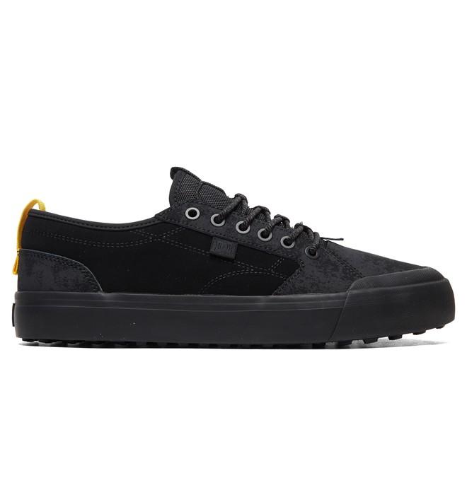 0 Evan Smith Lo WNT - Winter Shoes Black ADYS300481 DC Shoes