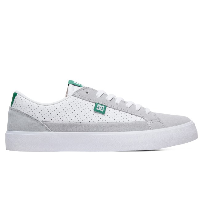 0 Lynnfield Shoes White ADYS300489 DC Shoes
