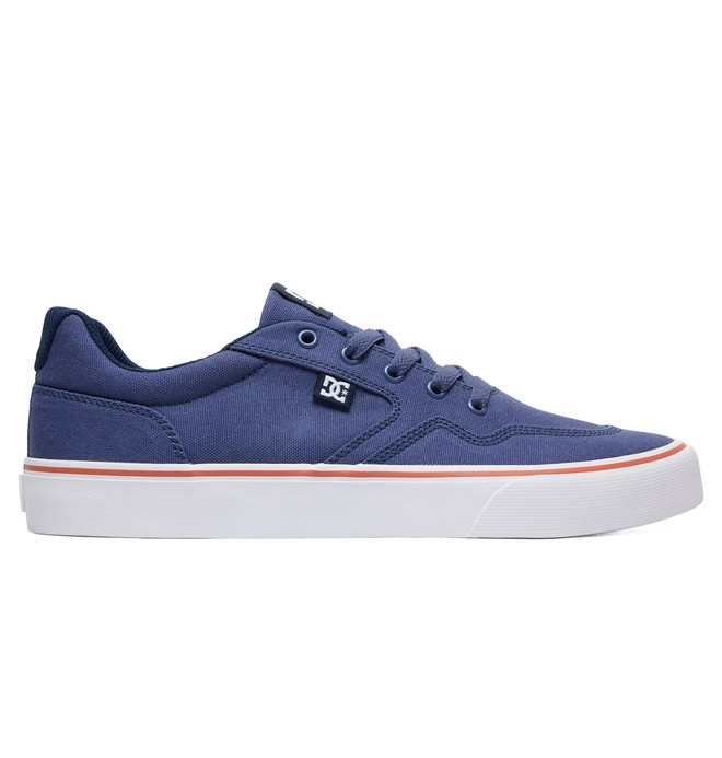 0 Rowlan TX Shoes Blue ADYS300499 DC Shoes
