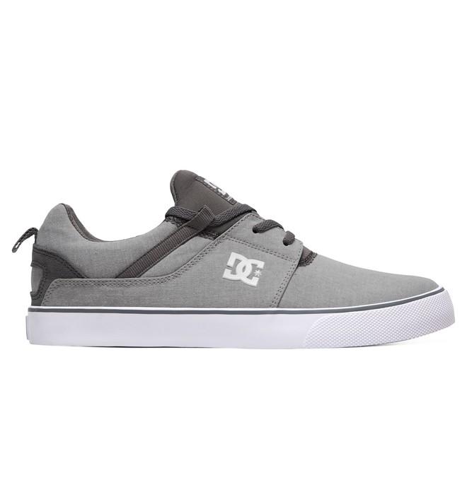 0 Heathrow Vulc TX SE Shoes Grey ADYS300502 DC Shoes