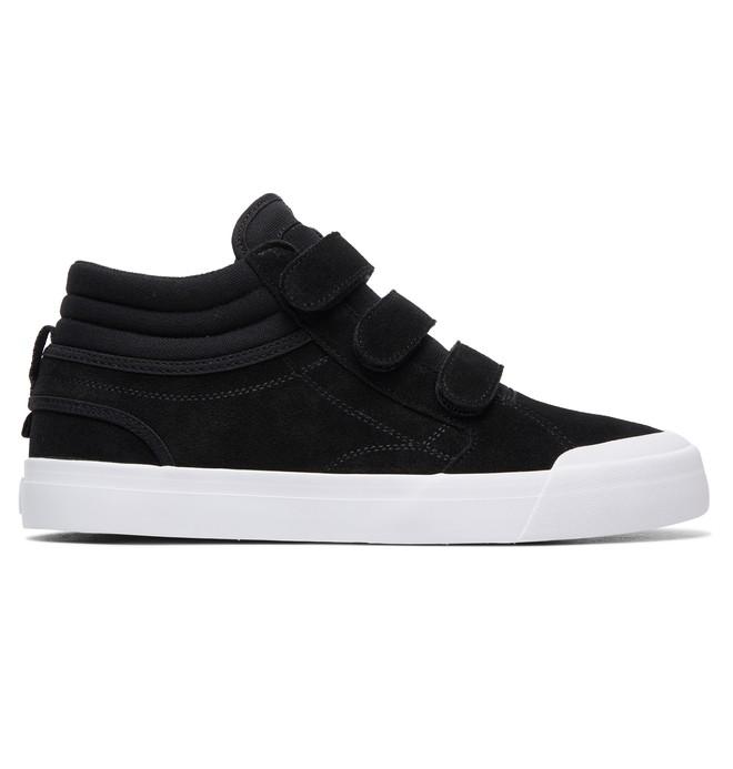 0 Evan Smith Hi V S - High-Top Skate Shoes for Men Black ADYS300523 DC Shoes