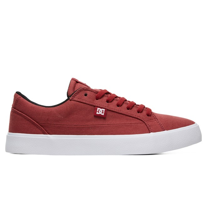 0 Lynnfield TX - Shoes for Men Red ADYS300546 DC Shoes