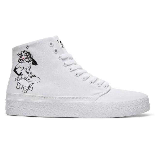 T-Funk Hi S X Tati - High-Top Skate Shoes for Men  ADYS300577