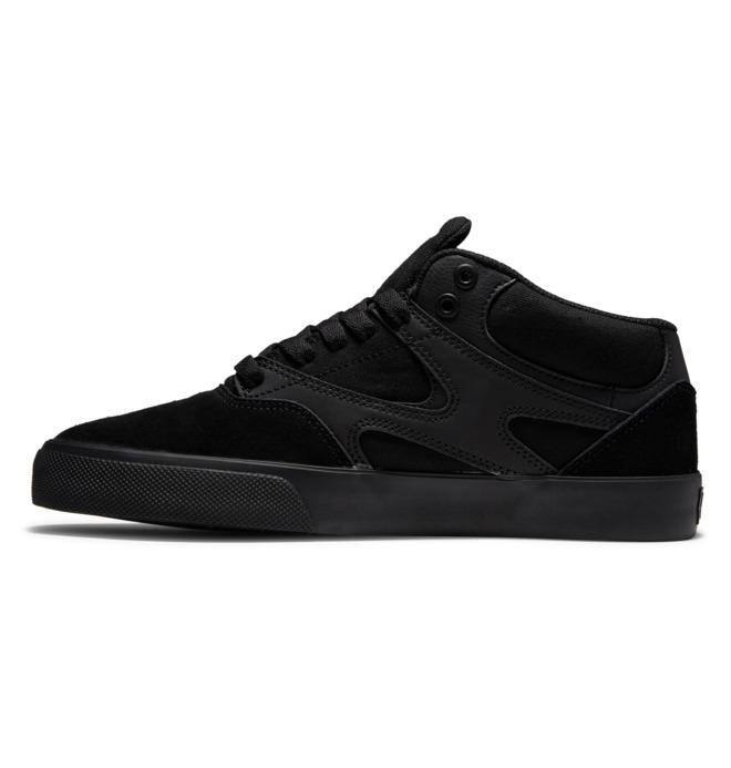 Kalis Vulc Mid - Leather Mid-Top Shoes for Men  ADYS300622