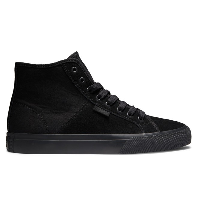 Manual - High-Top Leather Shoes for Men  ADYS300675