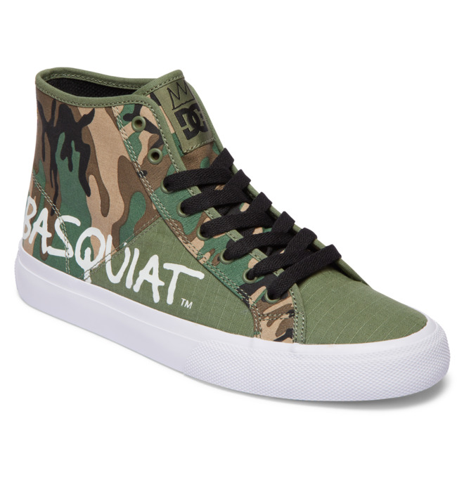 Basquiat Manual - High-Top Shoes for Men  ADYS300687