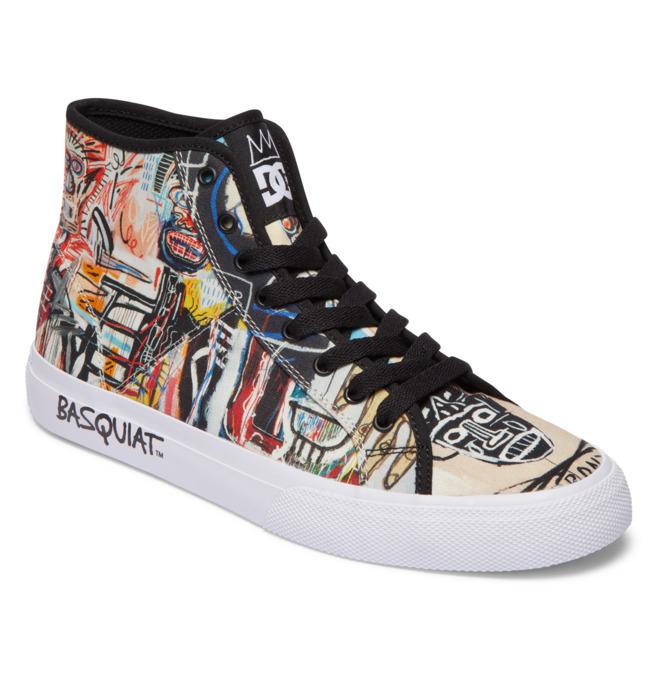 BASQ Manual - High-Top Shoes for Men ADYS300687