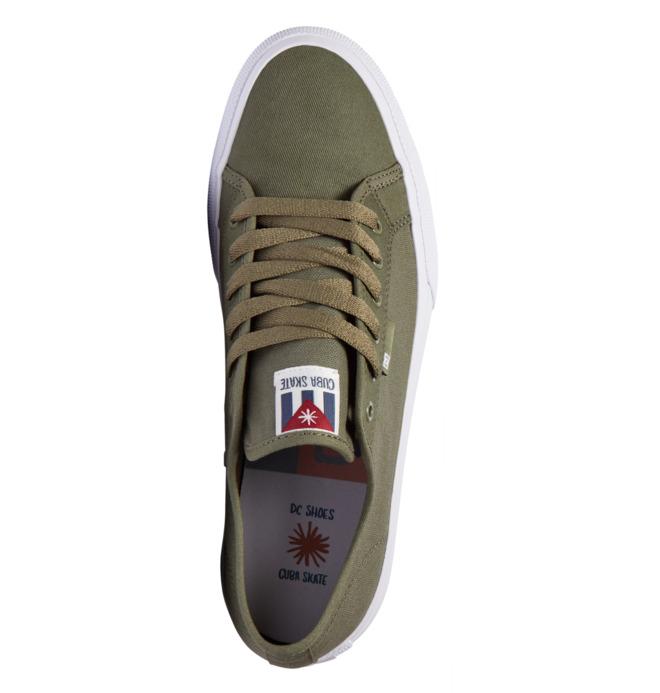Manual Cuba - Canvas Skate Shoes for Men  ADYS300692