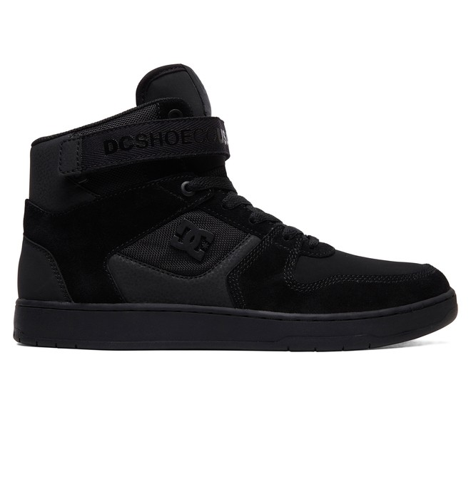 0 Zapatos de Parte Superior Alta Pensford Negro ADYS400038 DC Shoes