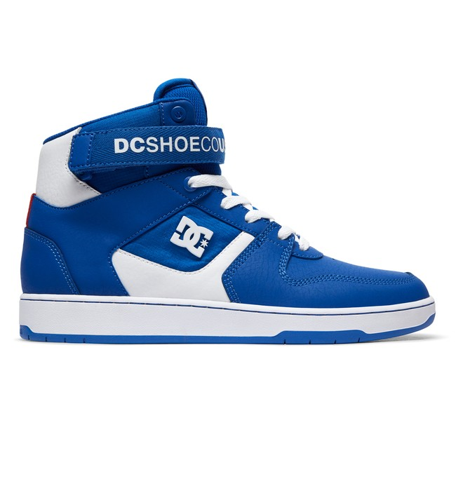 0 Pensford - High-Top Shoes Blue ADYS400038 DC Shoes