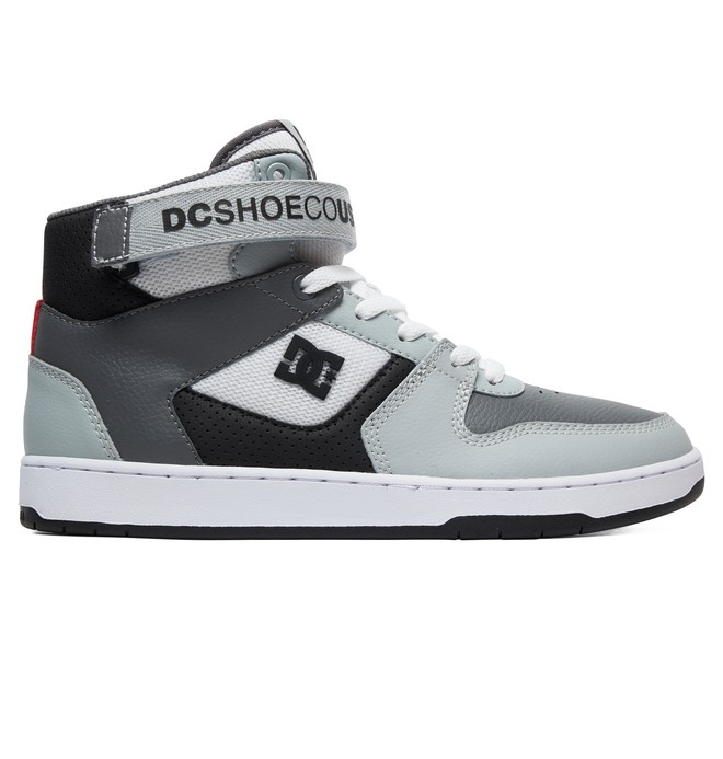 0 Zapatos de Parte Superior Alta Pensford Blanco ADYS400038 DC Shoes