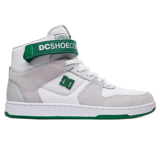 0 Pensford - High-Top Shoes White ADYS400038 DC Shoes